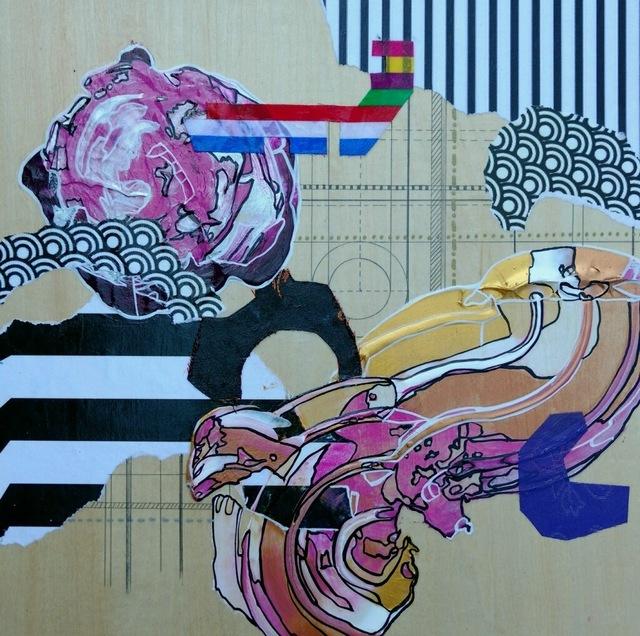 , 'Flower 1,' 2017, Ro2 Art