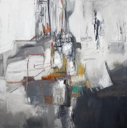 , 'White and Black Landscape,' 2019, Gildea Gallery