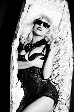 , 'Gaga,' 2009, Staley-Wise Gallery