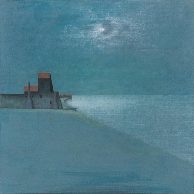 , 'Pallestrina Night,' 2018, Galerie Kovacek & Zetter