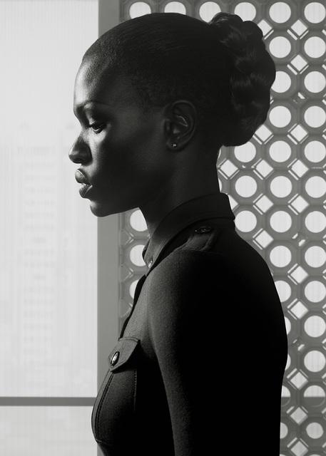 Erwin Olaf, 'Waiting, Portrait 1, Nairobi', 2014, Hamiltons Gallery