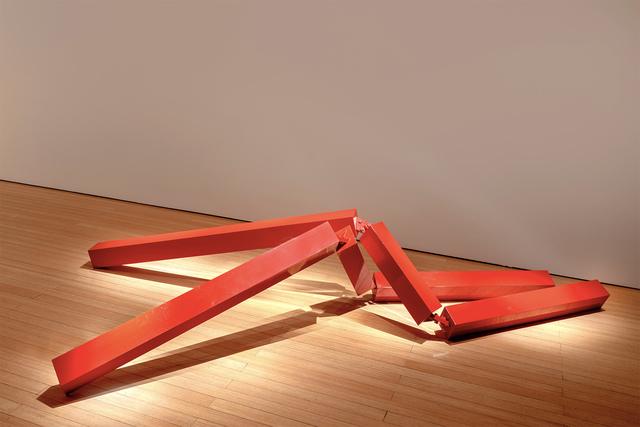 , 'Zig Zag 11,' 2013, Callan Contemporary