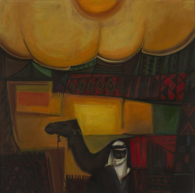 , 'Camelist,' 1992, Hafez Gallery