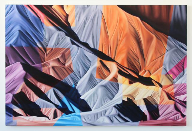 , 'Klee Bluff II,' 2017, Cris Worley Fine Arts