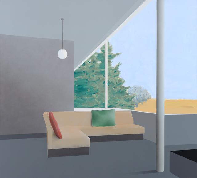 , 'Raum 1392,' 2018, Galerie Nikolaus Ruzicska