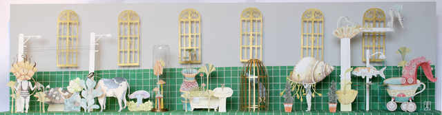 Teresa Currea, 'Fiction in Bathroom', 2019, Beatriz Esguerra Art