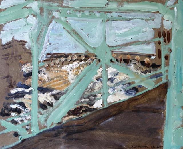 , 'Chaudiere Generating Station, Ottawa, January 24, 2018,' 2018, Robert Kananaj Gallery