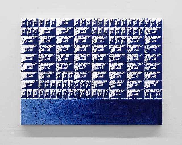 Matt Mignanelli, 'Ephemeral Beauty', 2018, Painting, Enamel and acrylic on canvas, Denny Dimin Gallery