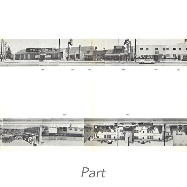 Ed Ruscha, 'Every Building on the Sunset Strip', Doyle