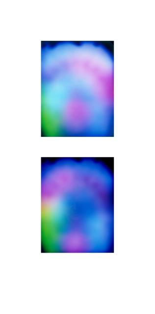 Francesca Grilli, 'Golden Age_Sigrid_#1#2', 2015, Photography, Polaroids, color, Umberto Di Marino