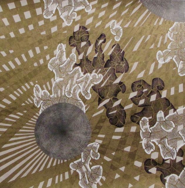 Susan Stacks, 'Untitled Puzzle 1', 2018, Adah Rose Gallery