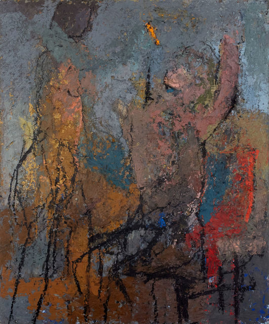 , 'Oedipus,' 2017, Thomas Deans Fine Art