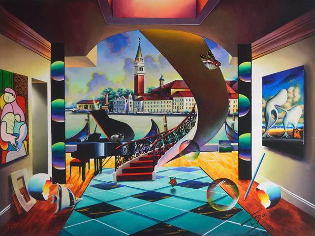 , 'Dream in Russia,' , LaMantia Fine Art Inc.