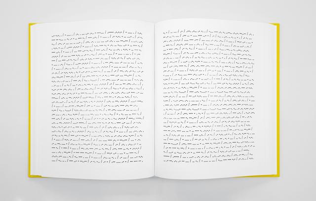 Andrés Ramírez Gaviria, '.- /', 2014, Print, Book, 255 pages, Rincón Projects