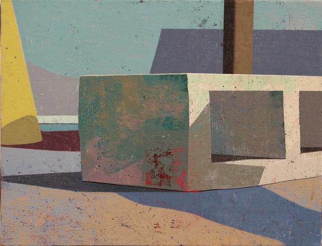 , 'Block,' 2019, Nüart Gallery