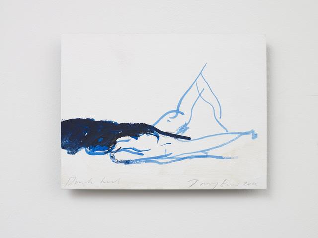 , 'Dark head,' 2013, White Cube