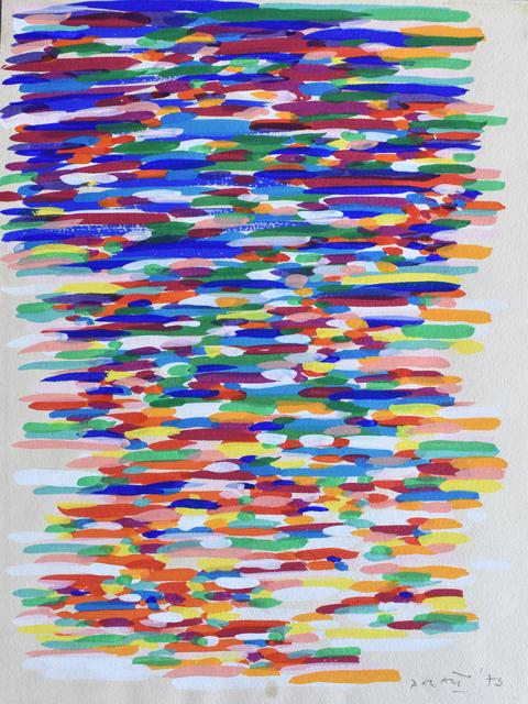 Piero Dorazio, 'Untitled | Senza Titolo', 1973, Gilden's Art Gallery