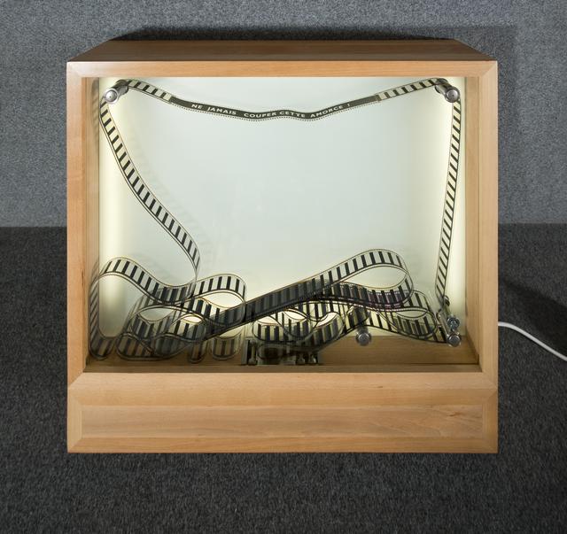 , 'Coupez Ici,' 2012, Cortesi Gallery
