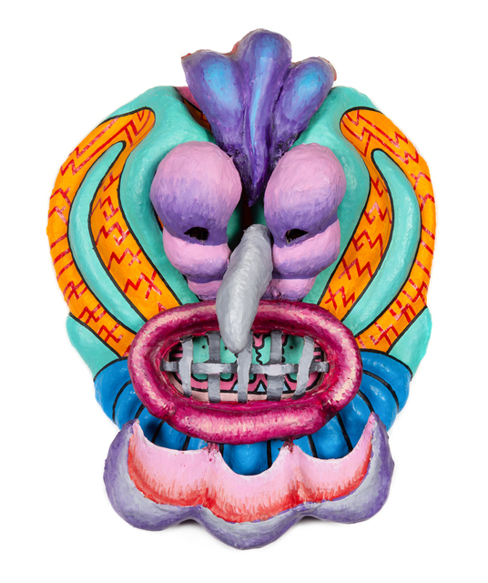 Philip Hanson, 'Wirsum Mask For Hanson Mask and Hanson Mask For Wirsum Mask', 1974, Hindman