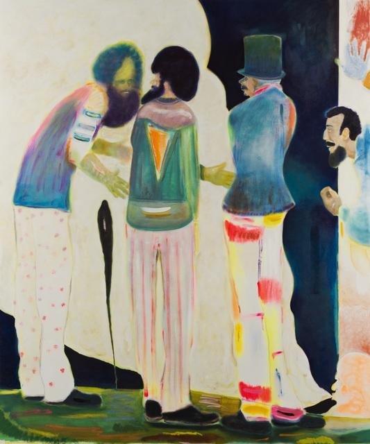 , 'Bacchanal Poetics,' 2016, Alison Jacques Gallery