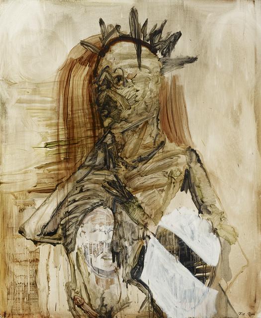 , 'Greeding King,' 2016, Mind Set Art Center