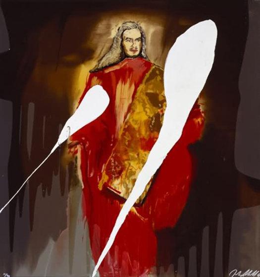 Julian Schnabel, 'XAVIER MASCARO', 1998, Kings Wood Art