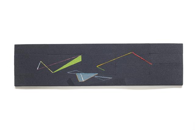 , 'Magnetwas-Ach,' 2012, Pola Magnetyczne