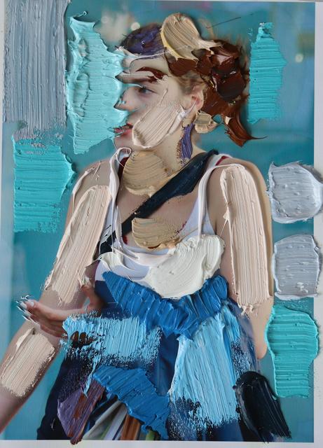 , 'Hanna,' 2018, Galerie Krinzinger