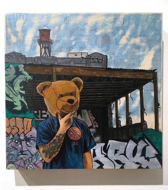 , 'BRICK CITY,' 2017, Deep Space Gallery