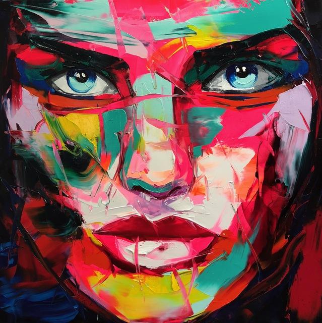 Françoise Nielly, 'Samantha', art&emotion Fine Art Gallery