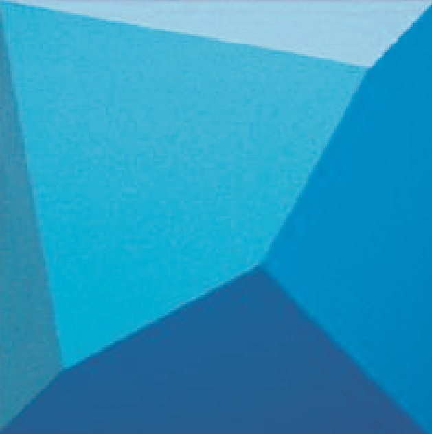 Antonio Peticov, 'Azul', 2000-2019, Painting, Contact for Materials, Inn Gallery