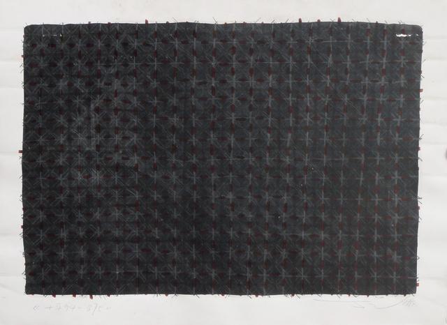 Ding Yi 丁乙, 'Appearance of Crosses 94-B75 ', 1994, ShanghART