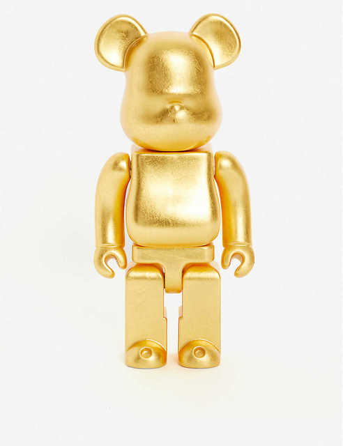 BE@RBRICK, 'BE@RBRICK HIRA OSHI PURE GOLD LEAF KUTANI 400%', 2018, Arts Limited