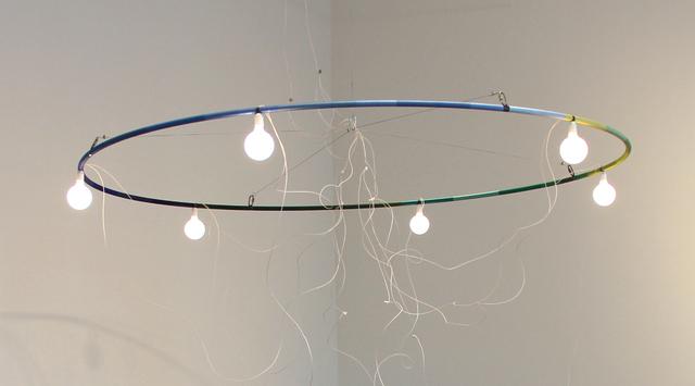 , 'Lampenobjekt 1 (Lamp Object 1),' 2015, Mario Mauroner Contemporary Art Salzburg-Vienna