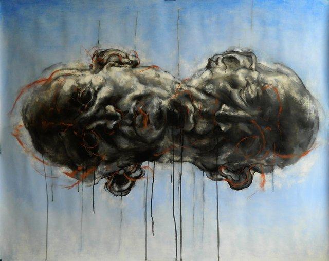 , 'Conflict,' 2014, Renata Fine Arts