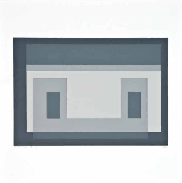 , 'Variant III (from Ten Variants),' 1967, Cerbera Gallery
