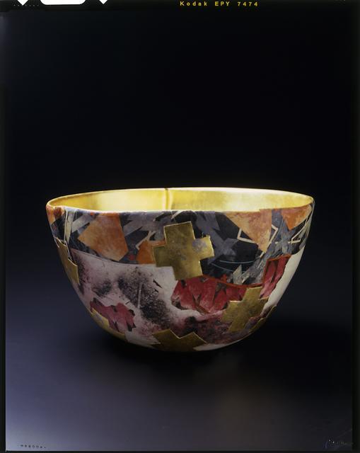 , 'Vessel; Blairstown,' 1989, Newark Museum