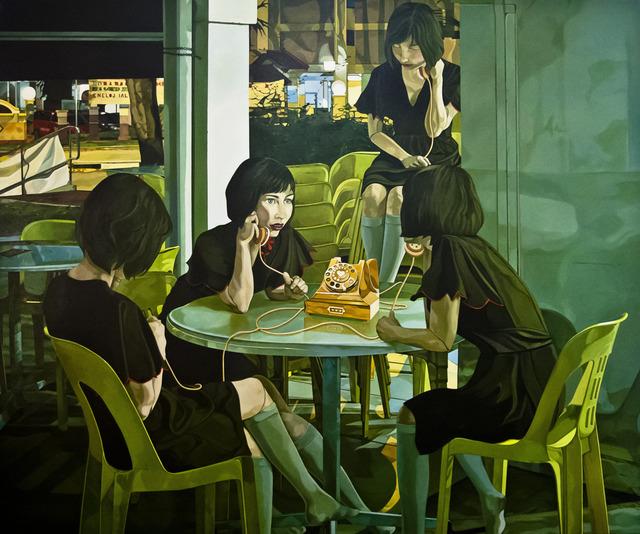 , 'The Broken Telephone,' 2013, Galerie Sogan & Art