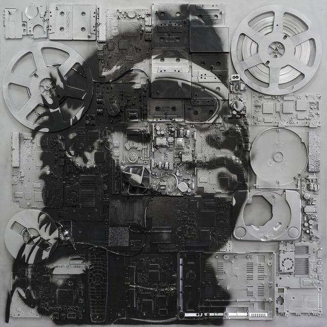 , 'From the series Layers ,' 2017, ArteMorfosis - Galería de Arte Cubano