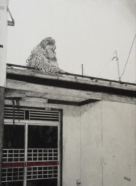, 'HAZAMA-20 Orangutan,' 2018, Mottas