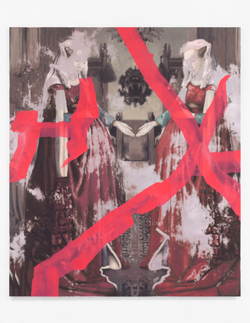, 'Base Rate,' 2019, Simon Lee Gallery