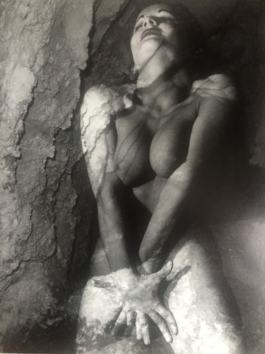 André de Dienes, 'Nu au rocher', 2006, Kunzt Gallery