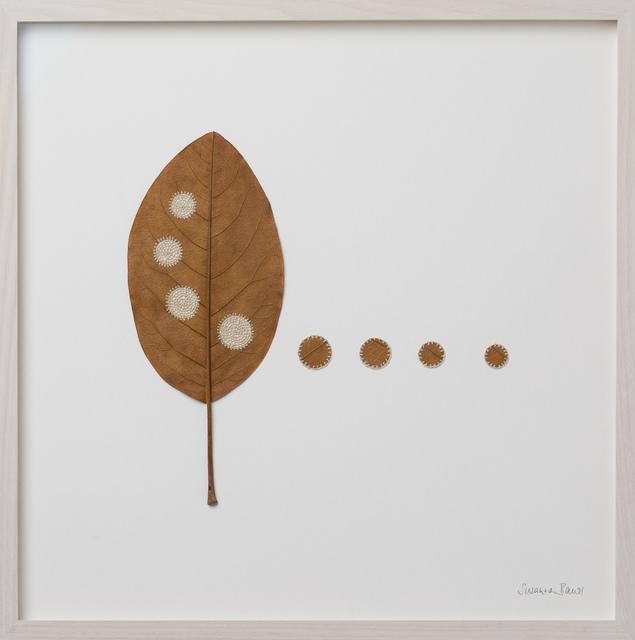 Susanna Bauer, 'Four Circles II', 2018, Muriel Guépin Gallery