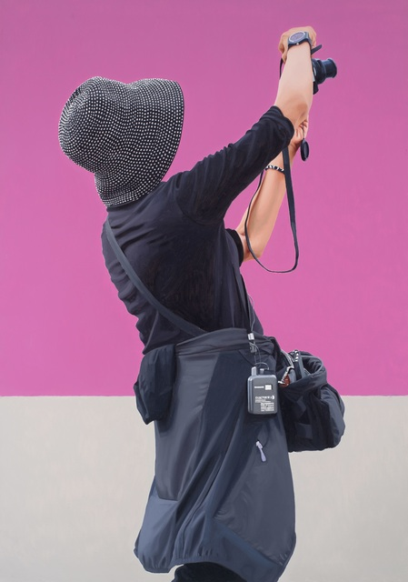 Carlos Vega Faúndez, 'Serie Turistas #2', 2019, Ansorena Galeria de Arte