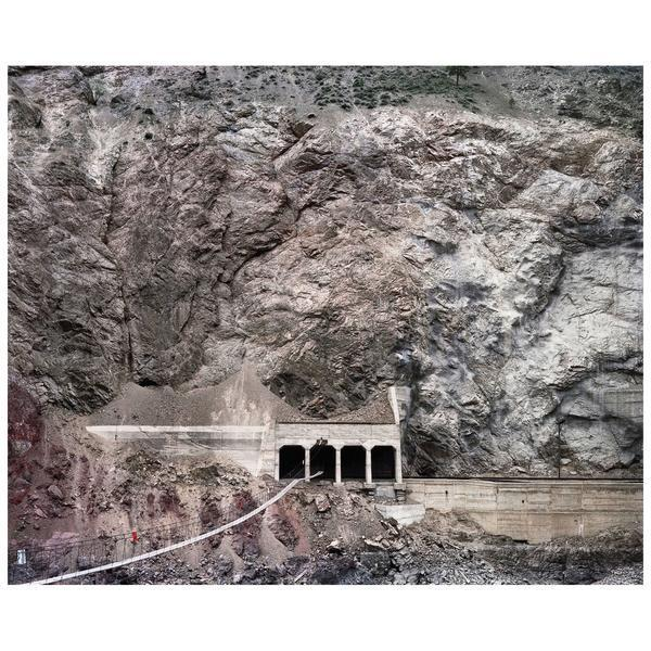 "Edward Burtynsky, '""Railcuts #11 CN Track, Thompson River, B.C.', 2005, Photography, Chromogenic print, Caviar20"