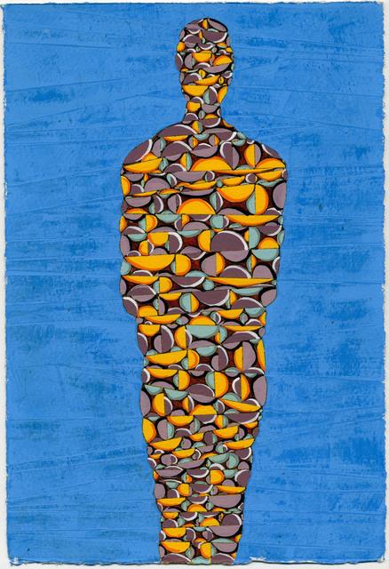 , 'Divided Man 3,' , Miller Yezerski Gallery