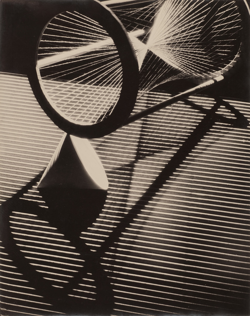 , 'Untitled (String Structure, Lines, Circles),' ca. 1940, Robert Koch Gallery