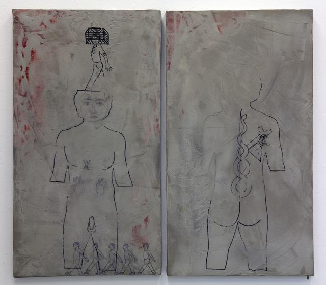 , 'Sin título IV,' 2012, Sabrina Amrani