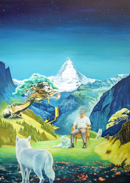 , 'Oh Himalaya!,' 2014, Gallery Hakgojae