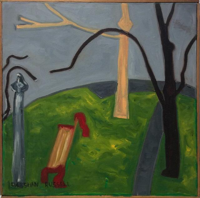 , 'Looking Down ,' 1999, Carrie Haddad Gallery